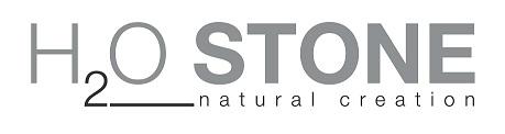 H2O Stone Logo